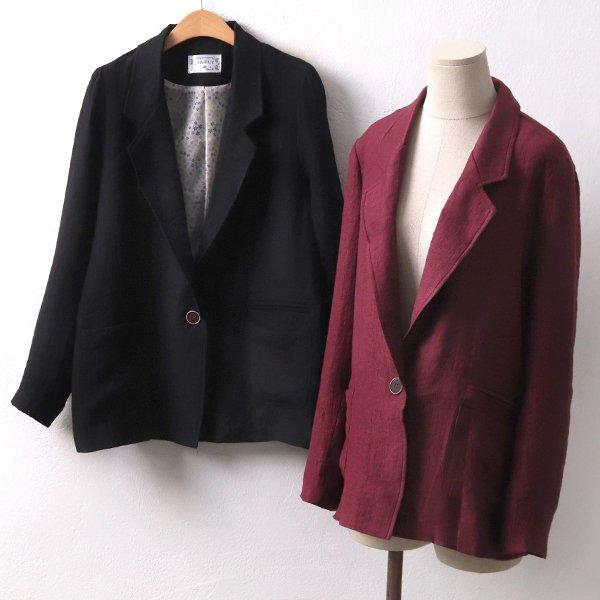 나염안감클래식자켓 LYD8001M001  도매 배송대행 미시옷 임부복