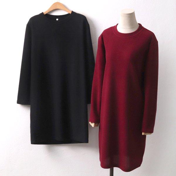 앤슬림골지원피스 WW8007M001  도매 배송대행 미시옷 임부복