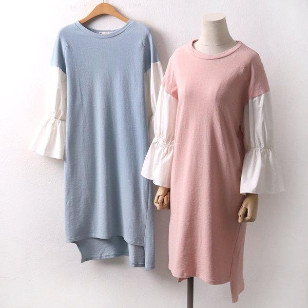 소매셔링셔츠원피스 LSD8029M001  도매 배송대행 미시옷 임부복