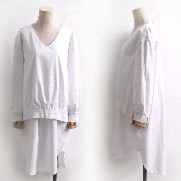 브이맨투맨롱원피스 LSD8030M001  도매 배송대행 미시옷 임부복