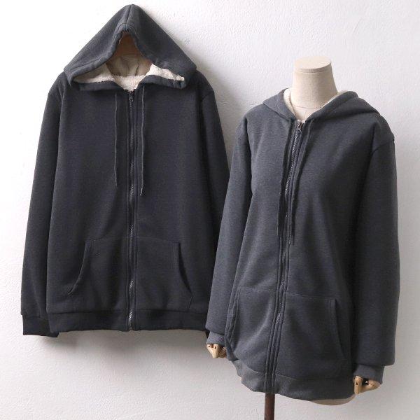 덤블안감후드집업 CL8038M001  도매 배송대행 미시옷 임부복