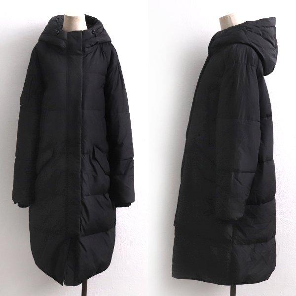 다운포켓후드롱패딩 BR8039M001  도매 배송대행 미시옷 임부복