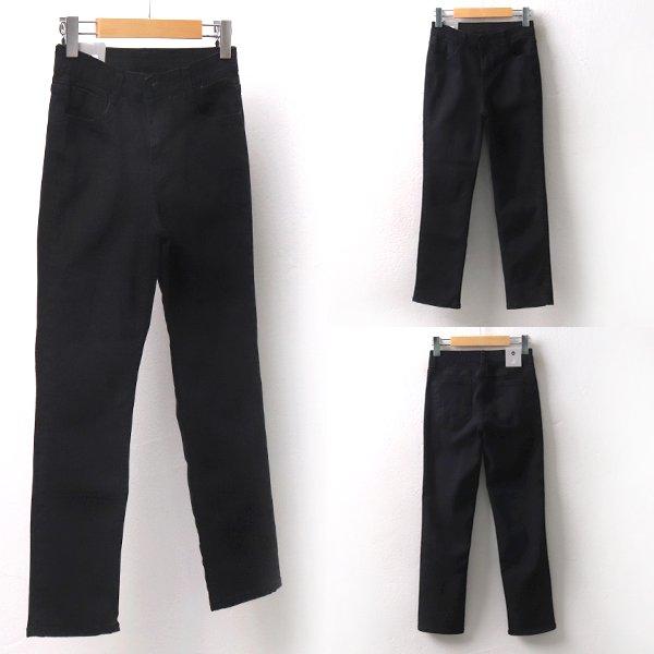 쏙밴딩블랙일자진 DO8113M001  도매 배송대행 미시옷 임부복
