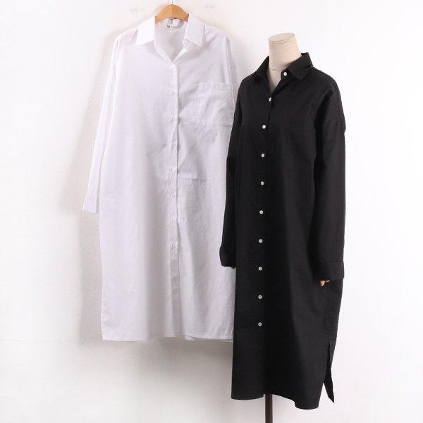 엘르롱포켓트임셔츠 RA8290M002  도매 배송대행 미시옷 임부복