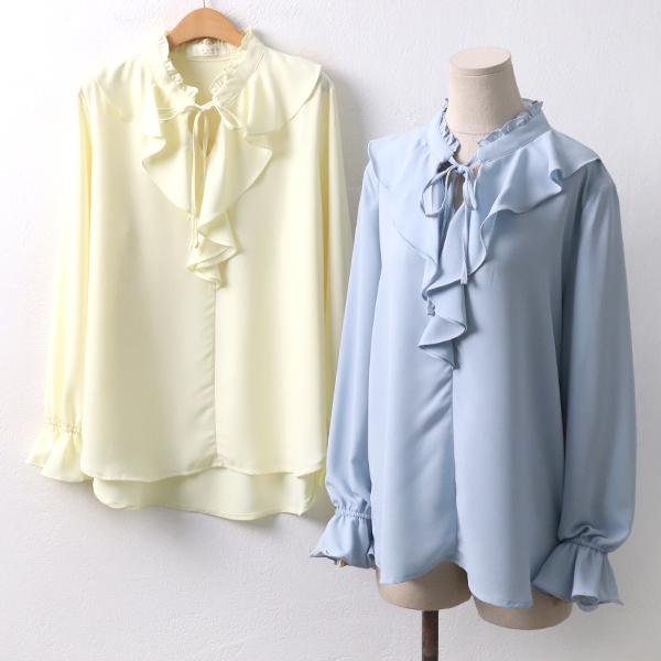 멜로디블라우스 PE8291M002  도매 배송대행 미시옷 임부복