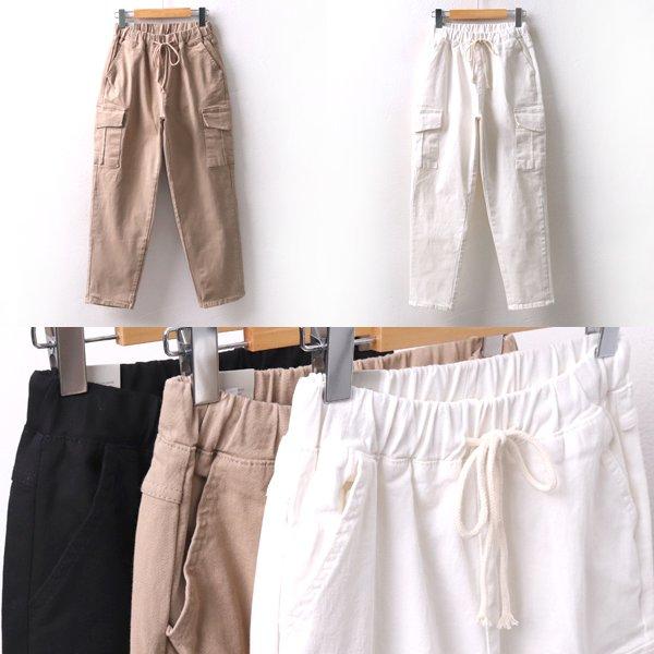 비터카고포켓팬츠 MD8321M002  도매 배송대행 미시옷 임부복