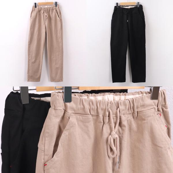 베이직고트배기팬츠 MD8349M002  도매 배송대행 미시옷 임부복