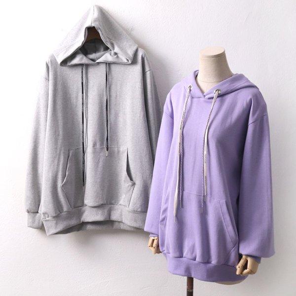 더블팁아일렛후드티 GO8356M002  도매 배송대행 미시옷 임부복