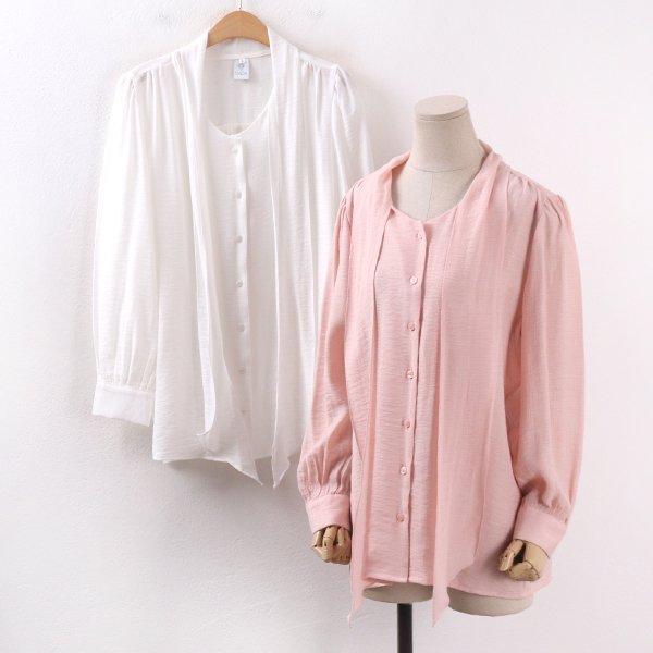 시슬리타이블라우스 DD8368M002  도매 배송대행 미시옷 임부복