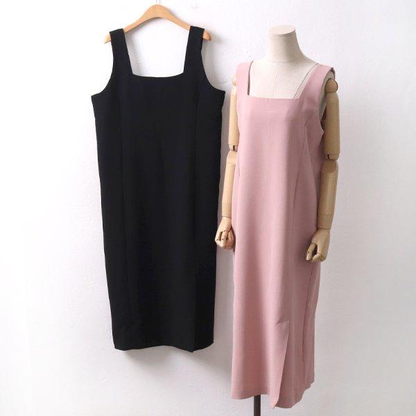라인트임조끼원피스 BR8371M002  도매 배송대행 미시옷 임부복