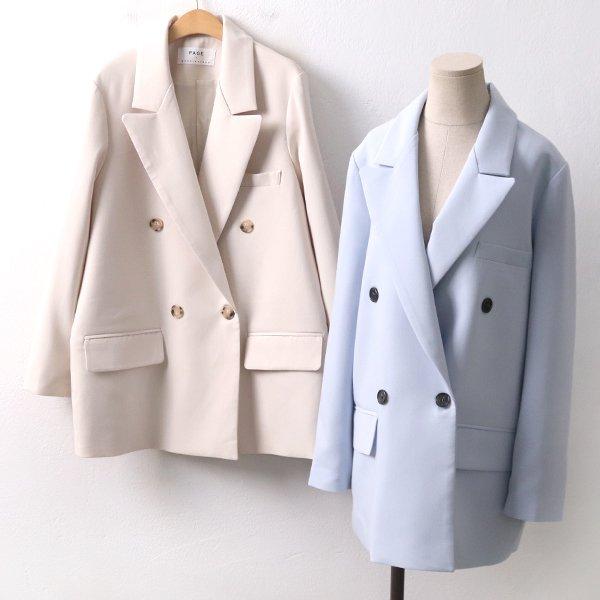 블랜디플랩자켓 PE8373M002  도매 배송대행 미시옷 임부복