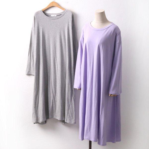 박시A핏롱원피스 RA8379M002  도매 배송대행 미시옷 임부복