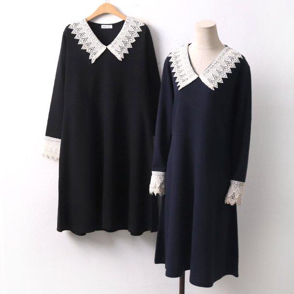 제리레이스원피스 RI8380M002  도매 배송대행 미시옷 임부복