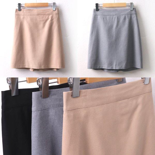 웜모직미니스커트 LT8384M002  도매 배송대행 미시옷 임부복