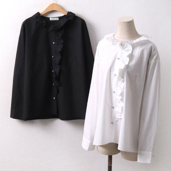 자도르프릴블라우스 SM8392M002  도매 배송대행 미시옷 임부복