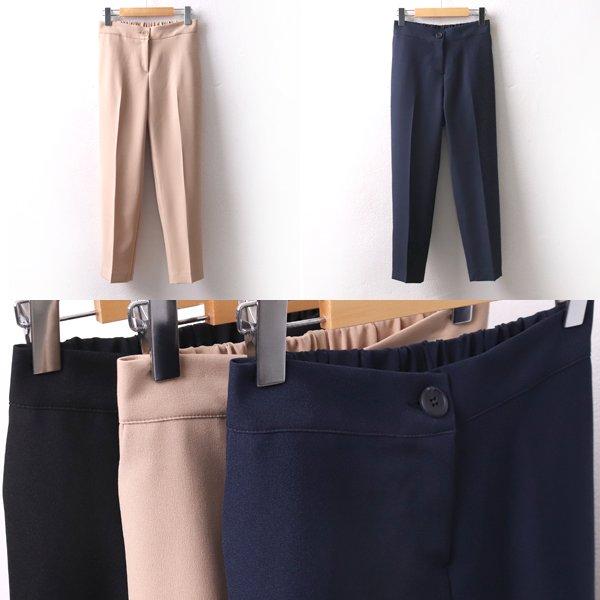 힙포켓밴딩슬랙스 MD8422M002  도매 배송대행 미시옷 임부복