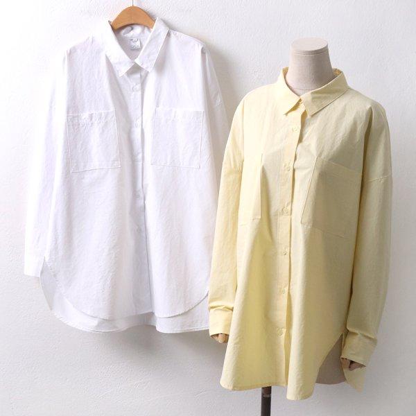 보이프렌드핏롱셔츠 DD8423M002  도매 배송대행 미시옷 임부복