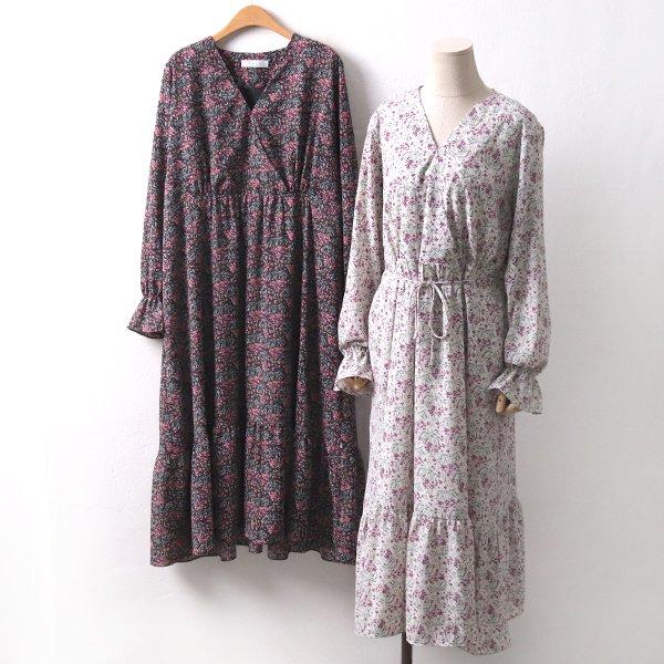 플로럴셔링원피스 PE8425M002  도매 배송대행 미시옷 임부복