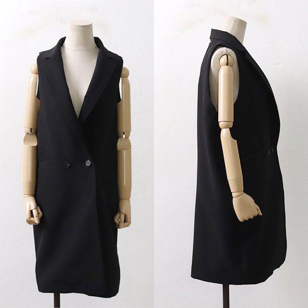 빅사이즈 엣지모던베스트자켓 BG8924M003 도매 배송대행 미시옷 임부복