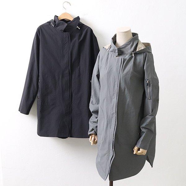 빅사이즈 와이이넥후디야상 BN8950M003 도매 배송대행 미시옷 임부복
