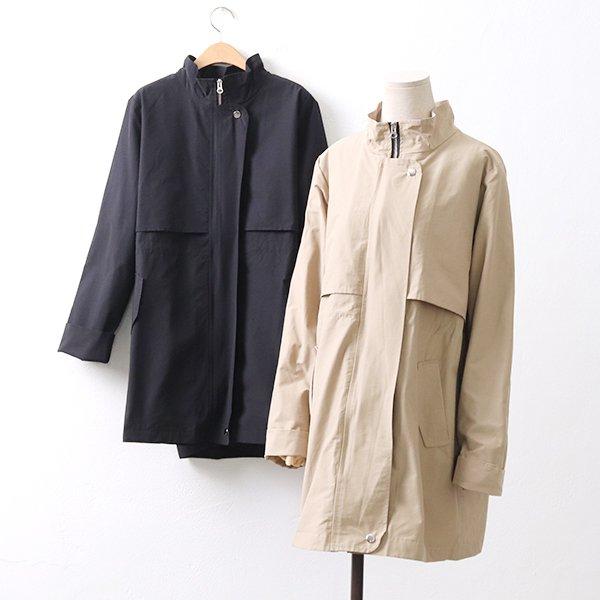빅사이즈 스트링하이넥점퍼 BN8951M003 도매 배송대행 미시옷 임부복