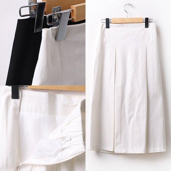 빅사이즈 심플플리츠스커트 LT9010M003 도매 배송대행 미시옷 임부복