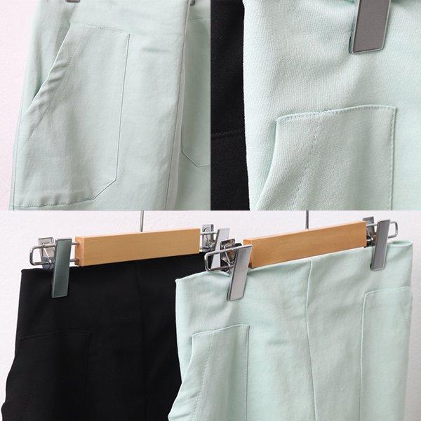 빅사이즈 포켓밴딩미니스커트 LT9021M003 도매 배송대행 미시옷 임부복