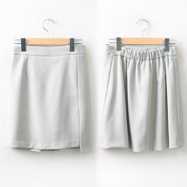 빅사이즈 블렛밴딩치마바지 CR9056M003 도매 배송대행 미시옷 임부복
