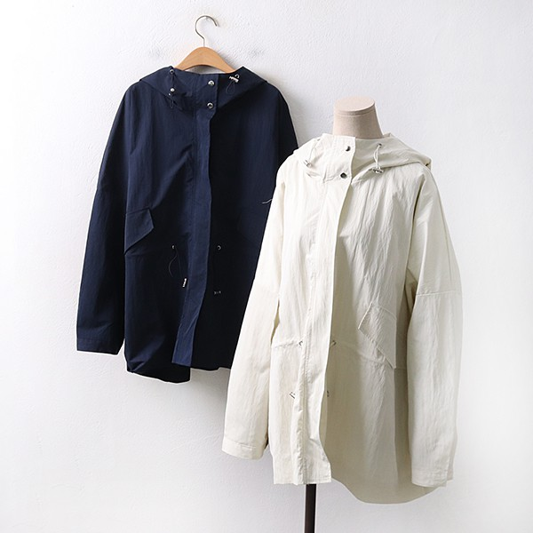 빅사이즈 베이지후디야상 CH9077M003 도매 배송대행 미시옷 임부복