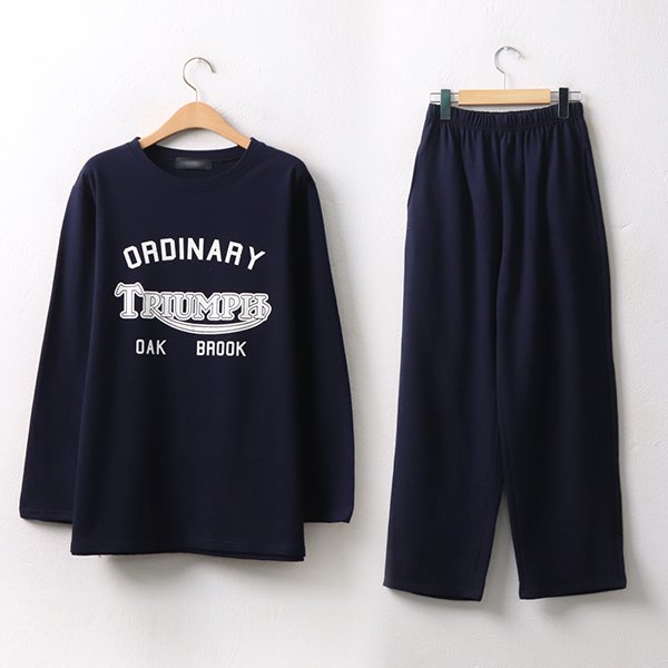 빅사이즈 캐주얼나염바지세트 LY9422M005 도매 배송대행 미시옷 임부복