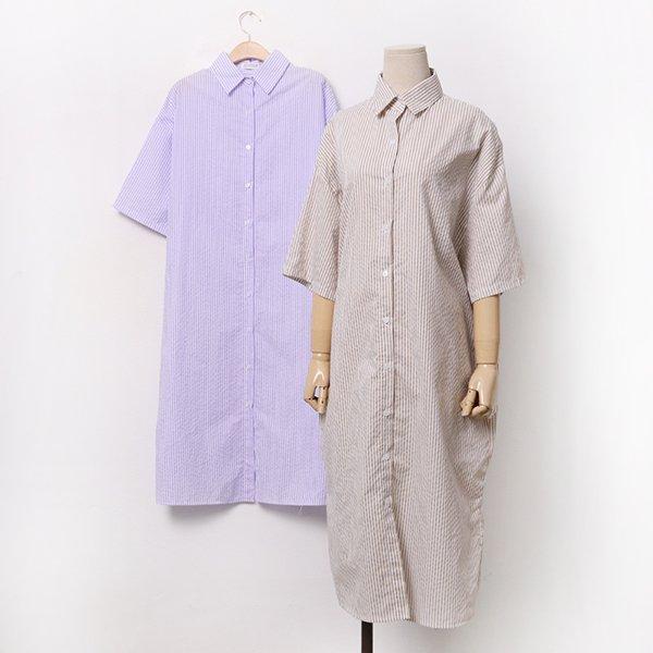빅사이즈 옆포켓롱줄지셔츠 RA9426M005 도매 배송대행 미시옷 임부복