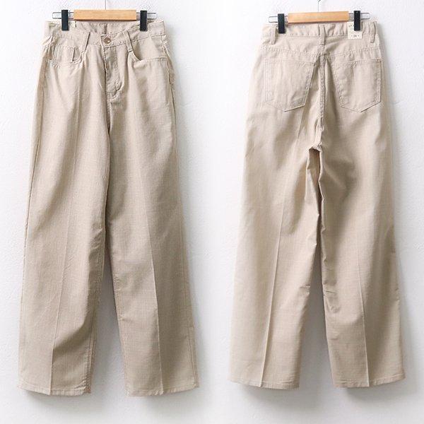 빅사이즈 썸머면마와이드팬츠 FT9529M005 도매 배송대행 미시옷 임부복