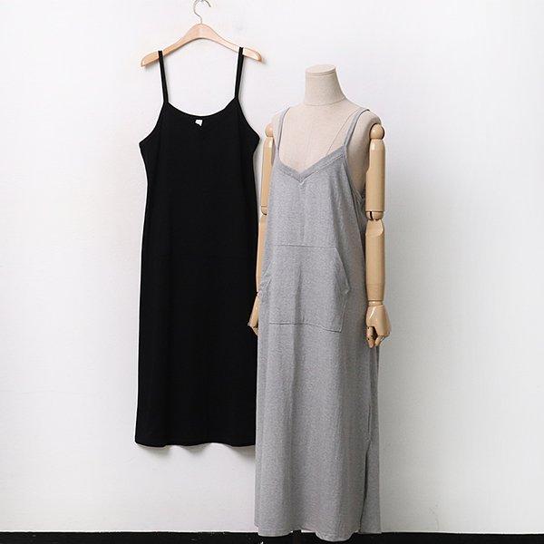 빅사이즈 쭈리면앞포켓원피스 GOA019M006 도매 배송대행 미시옷 임부복