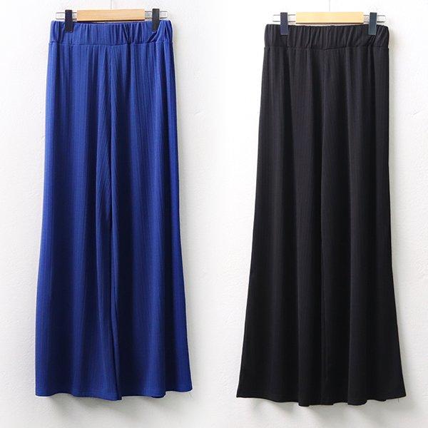 빅사이즈 와이드골지쿨바지 YPA021M006 도매 배송대행 미시옷 임부복