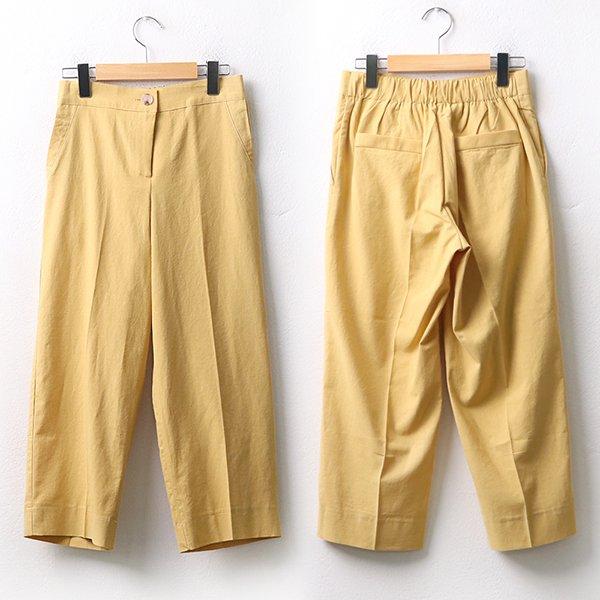 빅사이즈 버튼포켓8부통팬츠 MDA052M006 도매 배송대행 미시옷 임부복