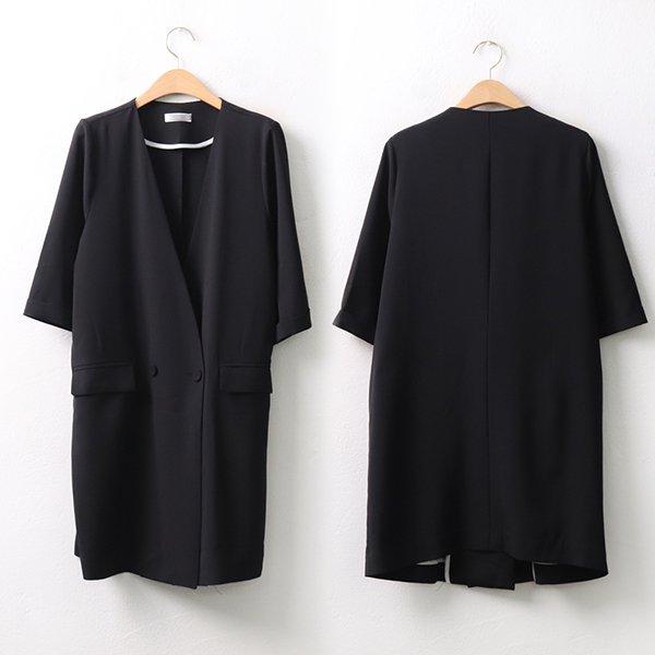 썸머블랙모던스판자켓 DBGA065 도매 배송대행 미시옷 임부복