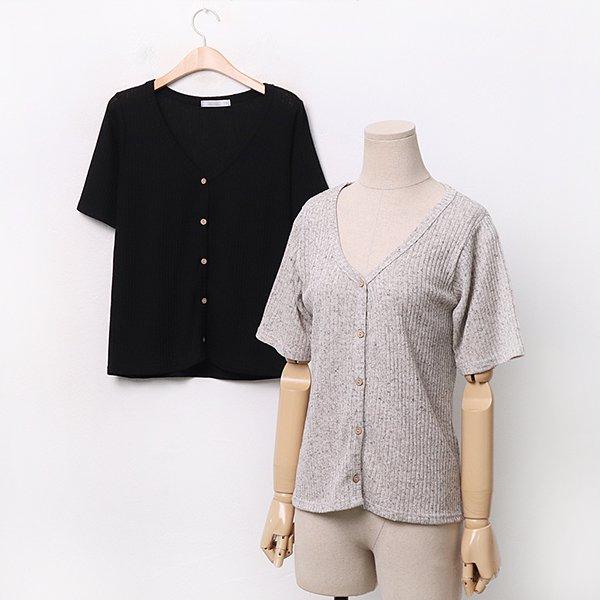 |007 썸머골지오픈가디건 DNNA093 도매 배송대행 미시옷 임부복