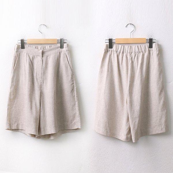 |007 썸머린넨와이드반바지 DMOA096 도매 배송대행 미시옷 임부복
