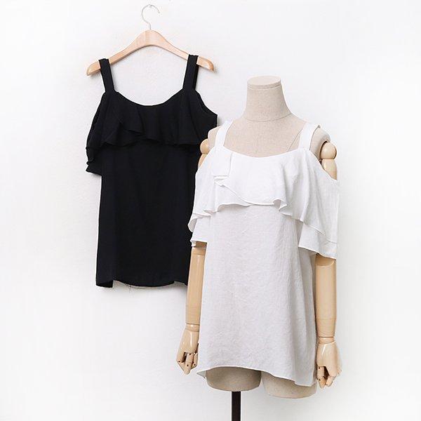 007 오픈숄더나시블라우스 DCRA104 도매 배송대행 미시옷 임부복