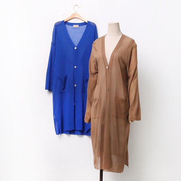 |007 메쉬니트썸머롱가디건 DRMA121 도매 배송대행 미시옷 임부복