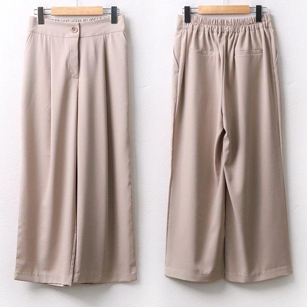 |007 와이드핀턱정장바지 DPEA123 도매 배송대행 미시옷 임부복