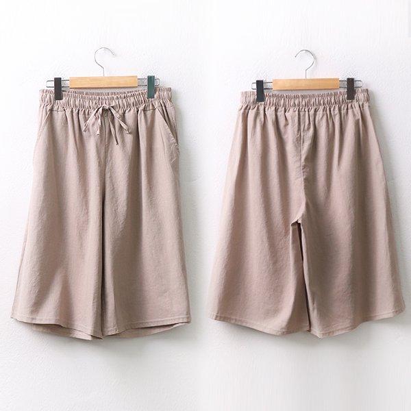 |007 썸머마7부와이드팬츠 DZYA125 도매 배송대행 미시옷 임부복