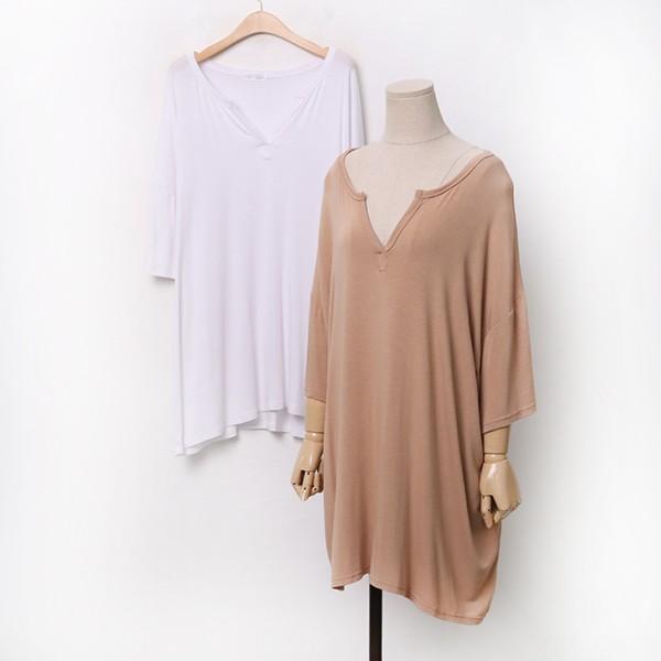 007 반오픈가오리롱티 DRAA233 도매 배송대행 미시옷 임부복