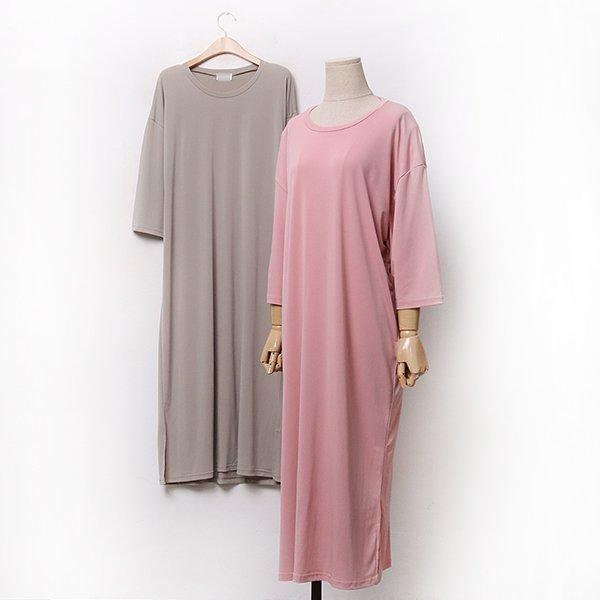 007 7부쿨트임루즈원피스 DMOA254 도매 배송대행 미시옷 임부복
