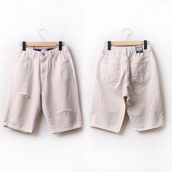 007 빈티지트임배기반바지 DLOA259 도매 배송대행 미시옷 임부복