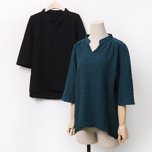 007 자글헨리5부블라우스 DBGA265 도매 배송대행 미시옷 임부복