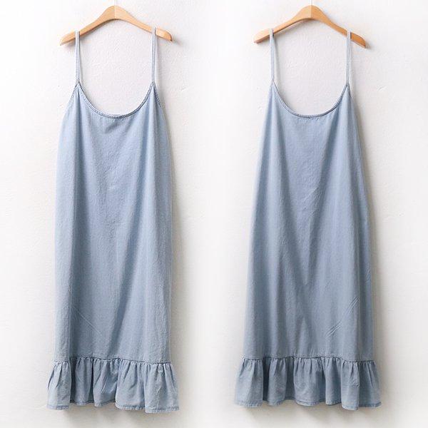 007 청뷔스티에프릴원피스 DCHA291 도매 배송대행 미시옷 임부복