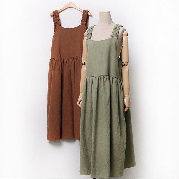 007 밴딩나시내추럴원피스 DPEA293 도매 배송대행 미시옷 임부복