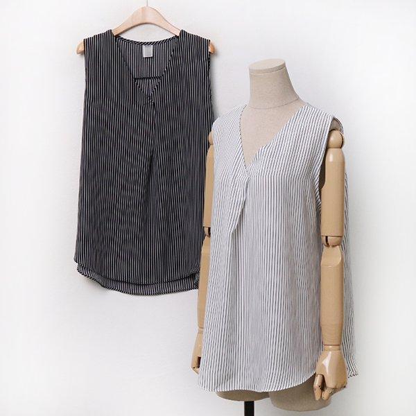 008 줄지나시플레블라우스 DCRA301 도매 배송대행 미시옷 임부복