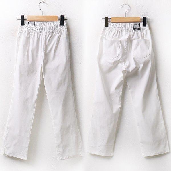 007 베이직면스판일자바지 DLOA313 도매 배송대행 미시옷 임부복